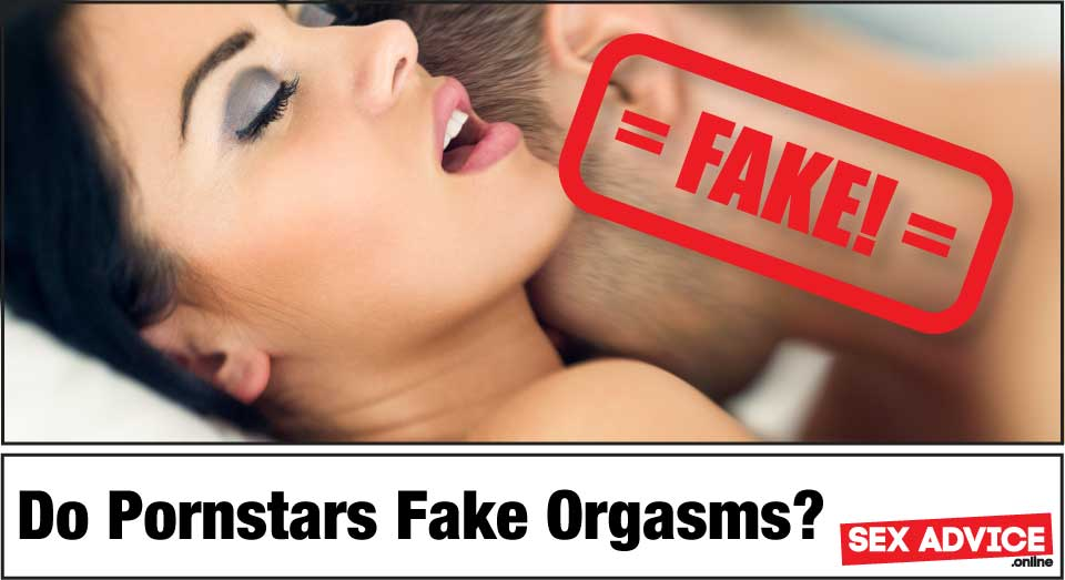 do pornstars fake orgasms?